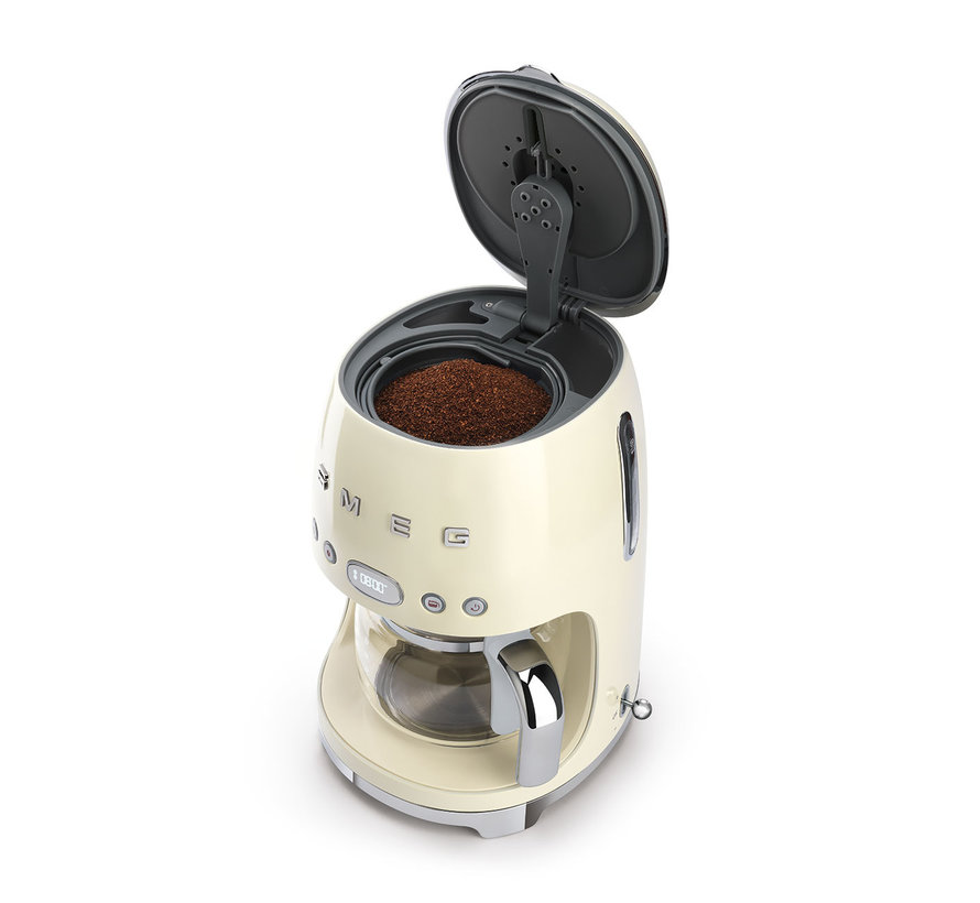 Filterkoffiemachine Crème