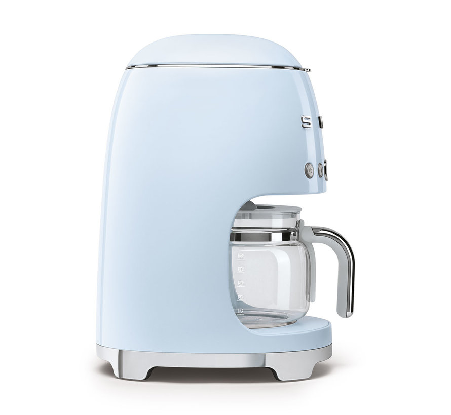 Filterkoffiemachine Pastelblauw