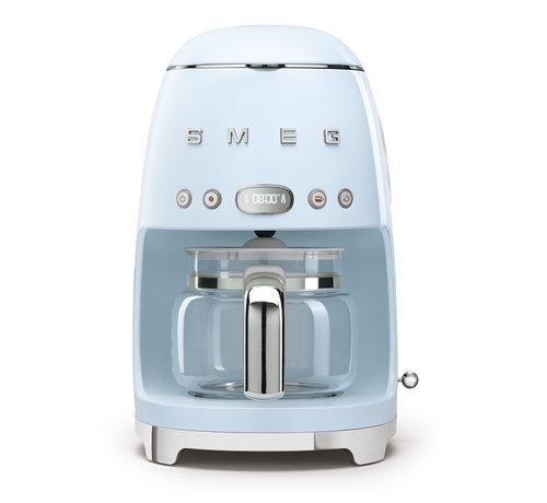 Smeg Filterkoffiemachine Pastelblauw