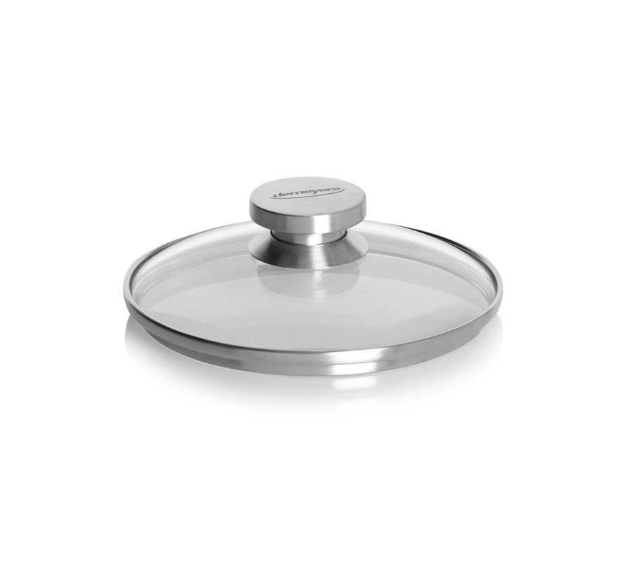 Glazen Deksel 18 cm