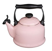 Le Creuset Tradition Fluitketel Chiffon Pink 2.1 Liter