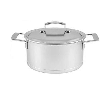 Demeyere Silver Kookpan met Deksel 20 cm
