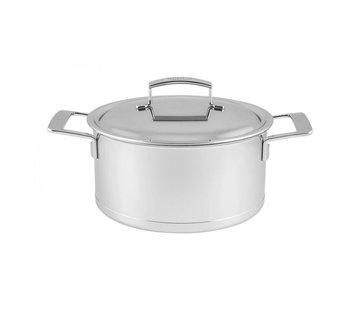 Demeyere Silver Kookpan met Deksel 22 cm