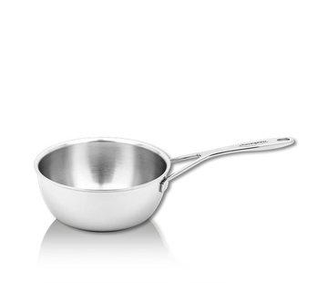 Demeyere Silver Conische Sauteuse 18 cm