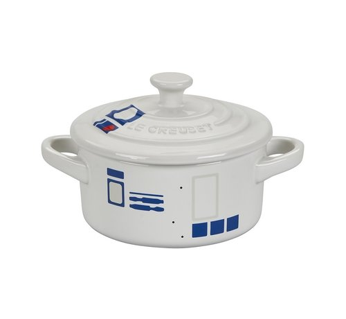 Le Creuset Star Wars R2-D2 Mini Braadpan 10 cm