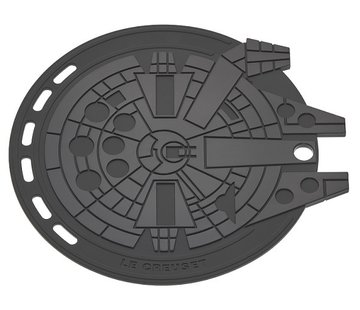Le Creuset Star Wars Millenium Falcon Onderzetter