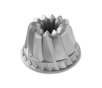 Nordic Ware Kugelhopf Bundt Pan Silver 10-cup