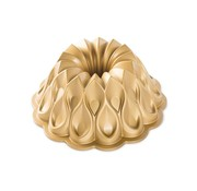 Nordic Ware Crown Bundt Pan Gold 10-cup