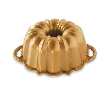 Nordic Ware Anniversary Bundt Pan Gold 6-cup