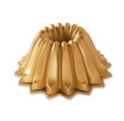 Nordic Ware Lotus Bundt Pan Gold 5-cup