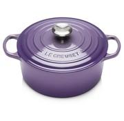 Le Creuset Signature Ronde Braadpan Ultra Violet 28 cm