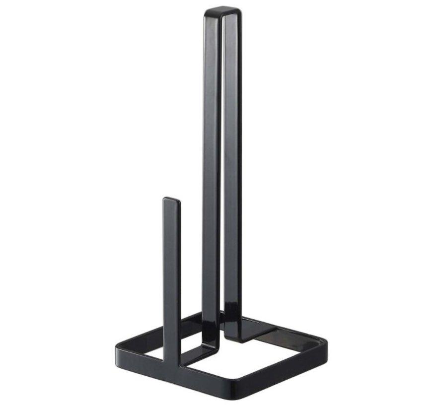 Tower Keukenrolhouder Zwart