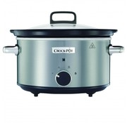 Crockpot Slowcooker RVS - 3.5 Liter