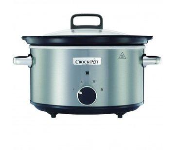 Crockpot Slowcooker RVS - 3.5 Liter