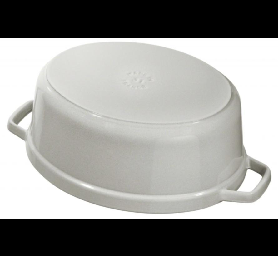 Ovale Braadpan White Truffle 31 cm