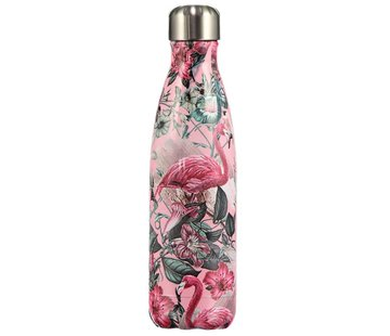 Chilly's Bottle Tropical Flamingo 500 ml