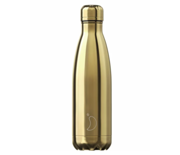 Chilly's Bottle Gold 500 ml