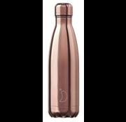 Chilly's Bottle Rose Gold 500 ml