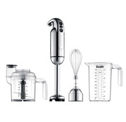 Dualit Staafmixer Chroom - Inclusief Accessoires