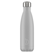 Chilly's Bottle Pale Grey 500 ml