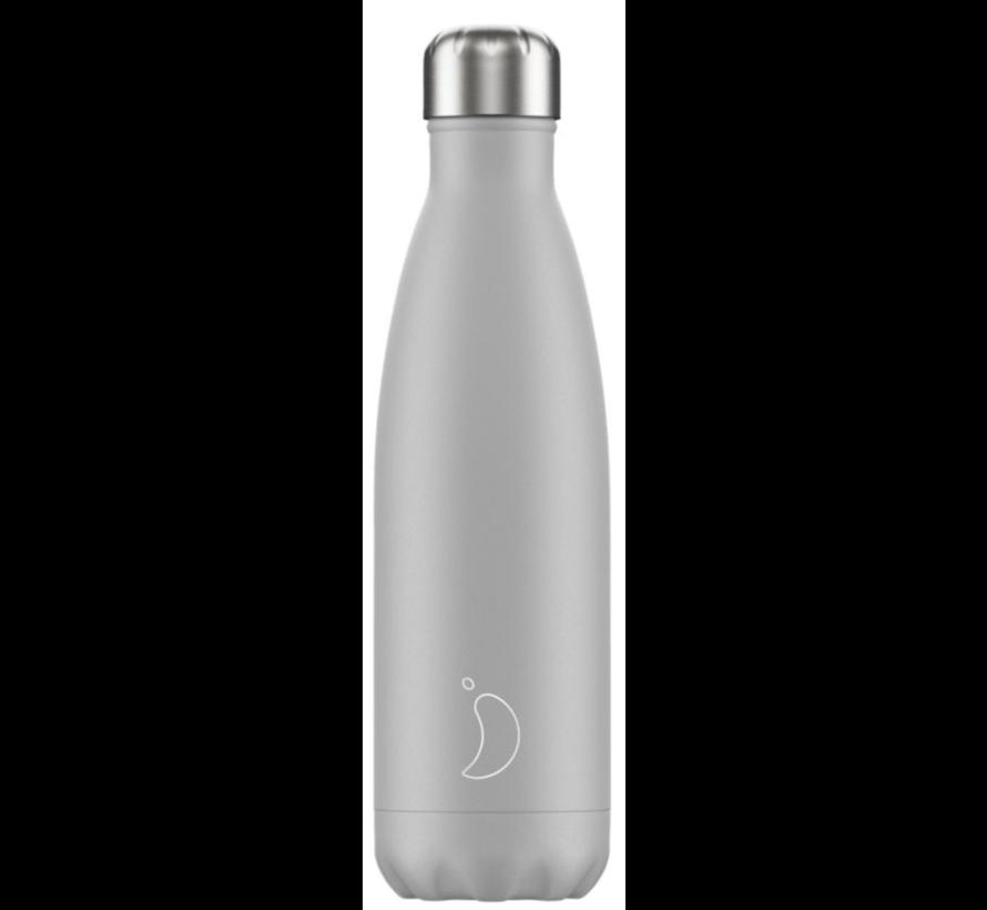Bottle Pale Grey 500 ml