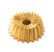 Nordic Ware Brilliance Bundt Pan Gold 5-cup