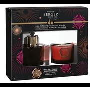 Maison Berger Paris Giftset Cercle Geurstokjes & Geurkaars - Exquisite Sparkle