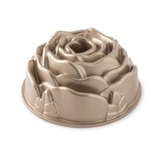 Nordic Ware Rose Bundt Pan Toffee 10-cup