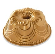 Nordic Ware Chiffon Bundt Pan Gold 10-cup
