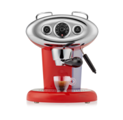 illy X7.1 Iperespresso Home Rood