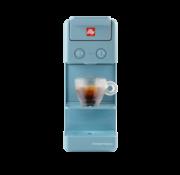 illy Y3.2 Espresso- & Koffiemachine Lichtblauw