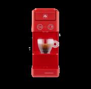 illy Y3.2 Espresso- & Koffiemachine Rood