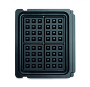 Sage Belgian Waffle Plates - Wafelplaten