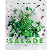 Salade, 100 recepten voor eenvoudige salades & dressings