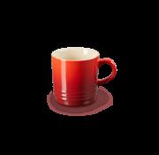 Le Creuset Koffiemok Kersenrood 200 ml