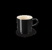 Le Creuset Koffiemok Ebbenzwart 200 ml