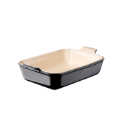 Le Creuset Ovenschaal Ebbenzwart 26x19 cm