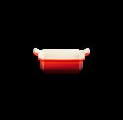 Le Creuset Ovenschaal Kersenrood 19x14 cm