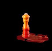 Le Creuset Pepermolen Oranje-Rood 21 cm