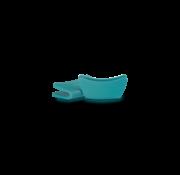 Le Creuset Siliconen Handgrepen Caribbean Blue - set met 2 stuks
