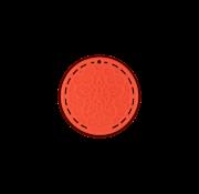 Le Creuset Siliconen Pannenonderzetter Oranje-Rood