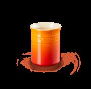 Le Creuset Spatelpot Oranje-Rood