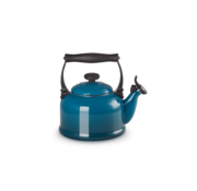 Le Creuset Tradition Fluitketel Deep Teal 2.1 Liter
