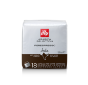 illy Iperespresso Arabica Selection India - 18 capsules