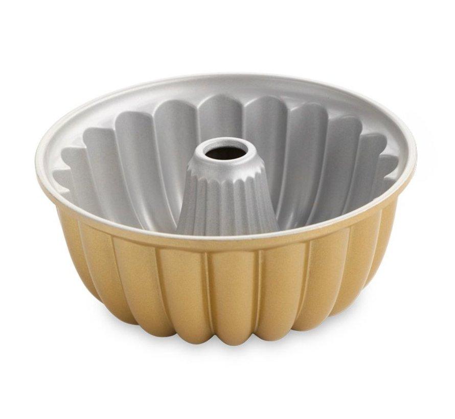 Elegant Party Bundt Pan Gold 10-cup