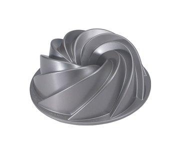 Nordic Ware Heritage Bundt Pan Silver 10-cup