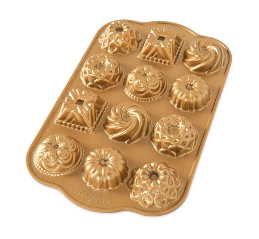 Bundt Charms Gold 1.2-cup