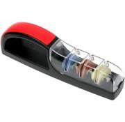 MinoSharp 550BR Waterslijper 'Plus 3' Zwart/Rood