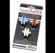 MinoSharp Slijpwielset Plus3 550 - set met 3 stuks