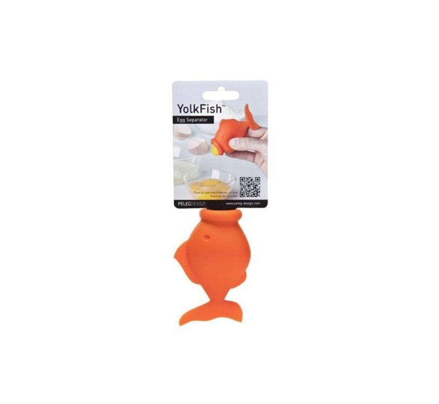 Yolk Fish Eiersplitser